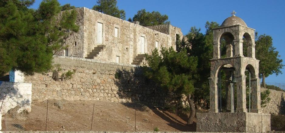 Agia Ioannis Manastırı