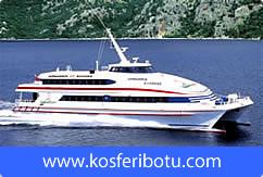 Bodrum-Kos Feribot Seferleri - KosFeribotu.com