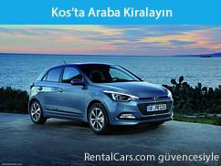 Kos'ta Araba Kiralama - Kiralık Araba Fiyatları